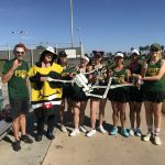 Girls Tennis Dominates League Finals