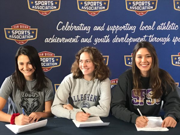 National Letter of Intent Signing Day-Petco Park