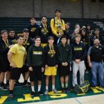 Wrestling Gets 2nd Place Finish!