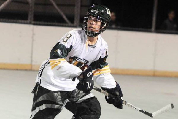 Varsity Roller Hockey Defeats Poway HS