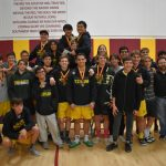 Wrestling Wins Southwest Raiders Invitational