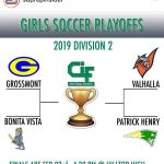 Girls Soccer host Semi-Finals on Wednesday!
