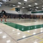 Badminton smashes 16-1