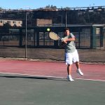 Boys Tennis earn victories over SDHS and MHS