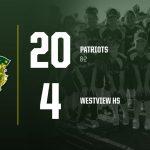 Softball ties school record in win!