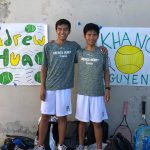 Boys Tennis adds two more victories!