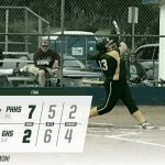 Softball comes from behind in win against Foothillers!