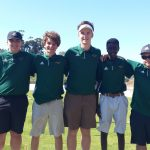 Boys Golf finish excellent season!