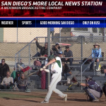KUSI Highlights of baseball win over UCHS!