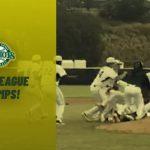 Baseball wins league!
