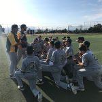 JV Baseball completes great season!