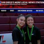 KUSI highlights for Girls Badminton Championships