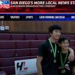 KUSI highlights for Boys Badminton Championships