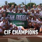 Girls LAX wins CIF Championship!