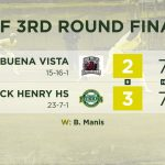 Baseball gets CIF win in 1st Round rematch!