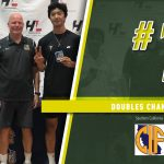Lawrence and Leon win Southern CA Regional Doubles Crown!