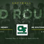 Softball plays 3rd round vs Southwest El Centro!