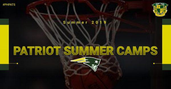 Patriot Basketball Summer Camps
