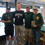 Boys Golf celebrates great season at banquet