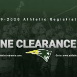 2019-2020 Athletic Clearance is live!