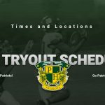 Fall Athletics Tryout Schedule
