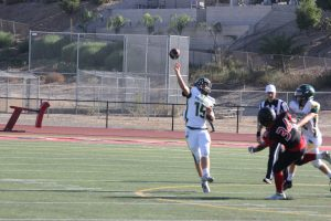 Photo Gallery Football JV vs Mount Miguel HS