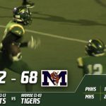 MHS and PHHS light up scoreboard Friday night!