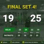 GVB gets win over Helix!