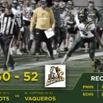 RECORD SETTING NIGHT AS PATRIOTS WIN OFFENSIVE SHOOTOUT