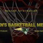 Women's Basketball Preseason Meeting