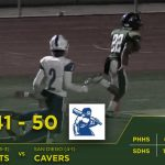 Football comes up just short against SDHS