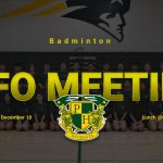 2020 Badminton Preseason Meeting