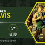 A. Davis All-San Diego CIF Section in Cross Country