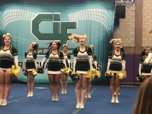 Photo Gallery: CIF Cheer Competition