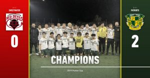Photo Gallery: Men's Soccer Parker Cup Champions