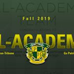 2019-2020 Fall SD Union-Tribune All-Academic Teams