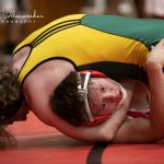 Patrick Henry Boys Wrestling action shots by Thom Vollenweider Photograpy
