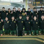 Men's Soccer Celebrates Seniors and League Championship