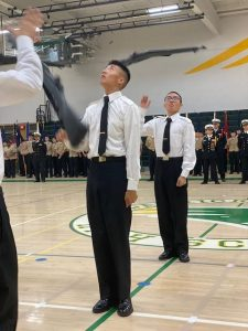 Photo Gallery: ROTC Inspection