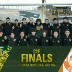 Men's Soccer Prepares for CIF Championship