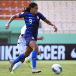 Patriot Alumni M. Fishel Leading USWNT in U20 World Cup Qualifying