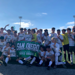 Recap: 2019-2020 Men's Soccer Historic Run