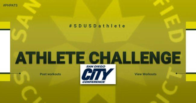 #SDUSDathlete Challenge Starts Now!