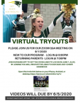 Cheer Tryouts Go Virtual