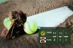 Huge 1st Inning Powers Softball Over Pointers