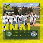 Baseball Gets Second Straight Victory