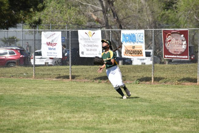 Photo Gallery: Softball 4-3-21
