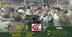 Defense Records Dominant Performance in Shutout Victory!