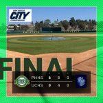 Baseball With Shutout Victory at UCHS