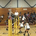 Girls Volleyball Wins in 3